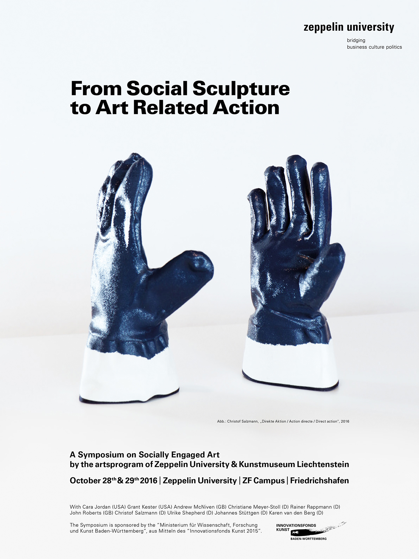 »From Social Sculpture to Art Related Action«