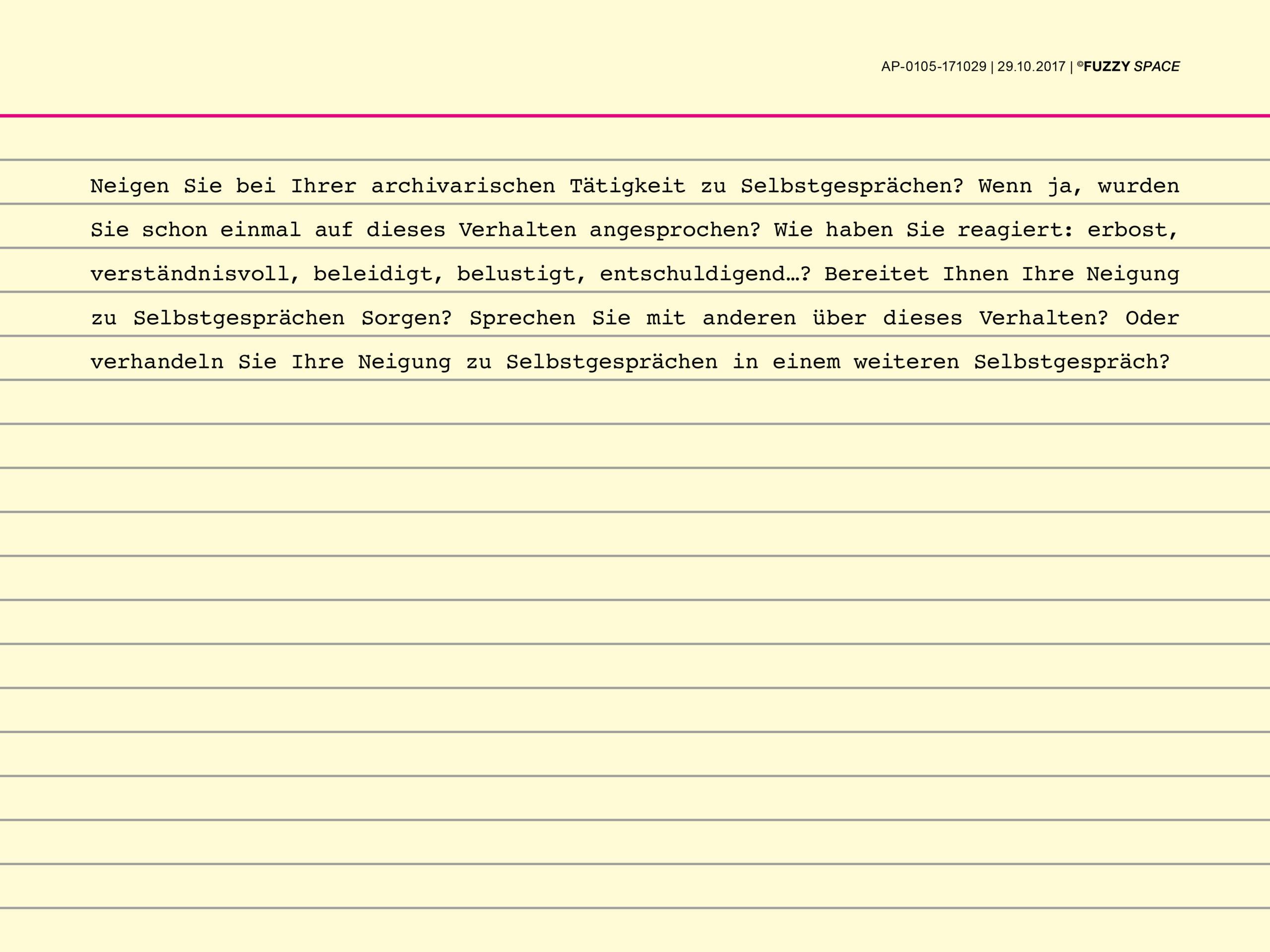 Blog | Anarchive.de